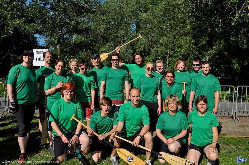Teamfoto 2012